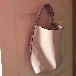 White Zara handbag